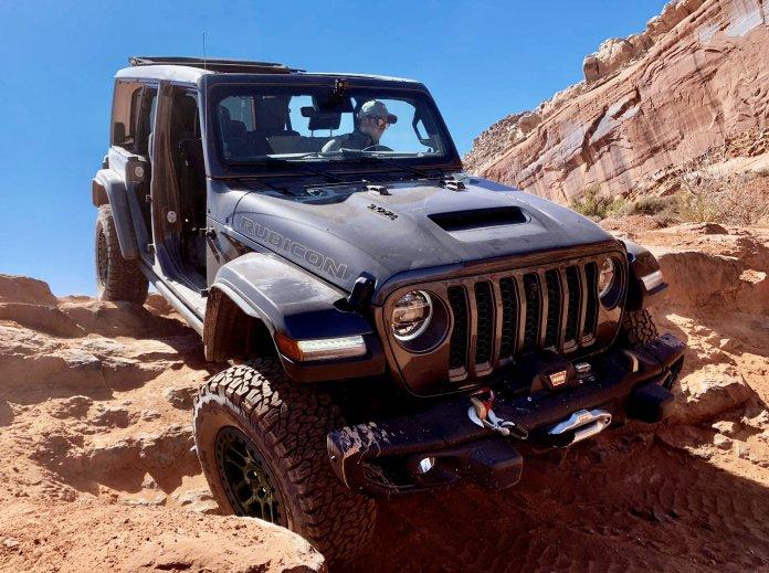 Xtreme Recon Jeep