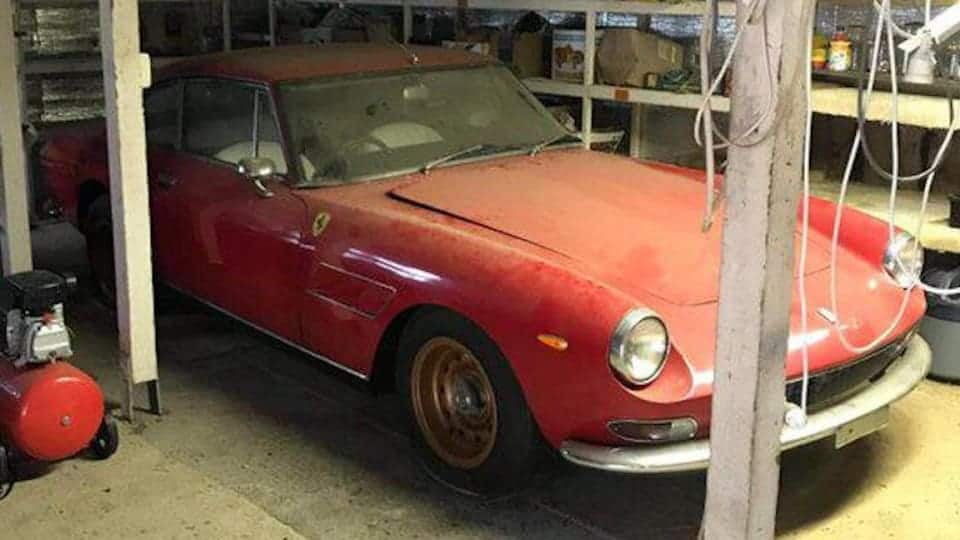 Ferrari, Is 1967 330 GT the world's oldest barn-found Ferrari?, ClassicCars.com Journal
