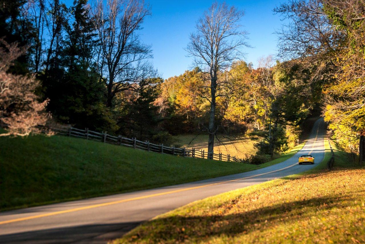 Blue Ridge Parkway   Matt Benson photo
