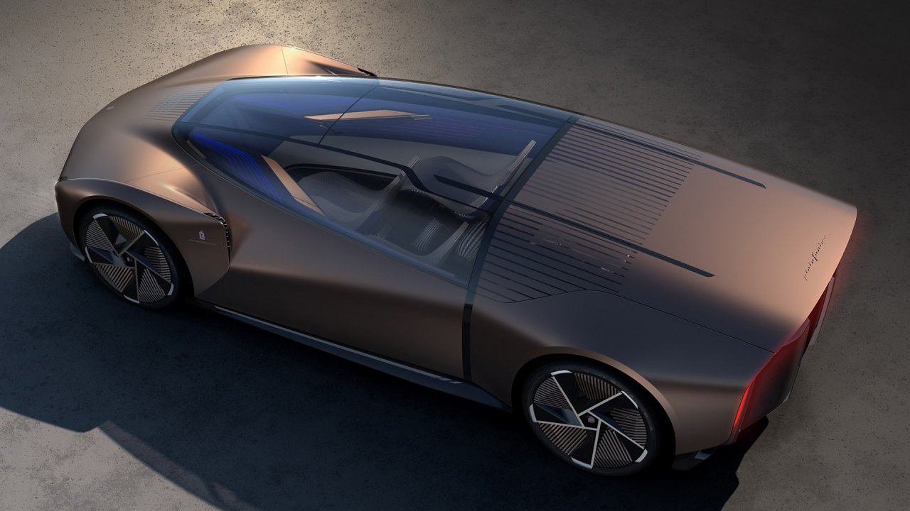 Pininfarina, Teorema concept is first Pininfarina designed with VR, ClassicCars.com Journal