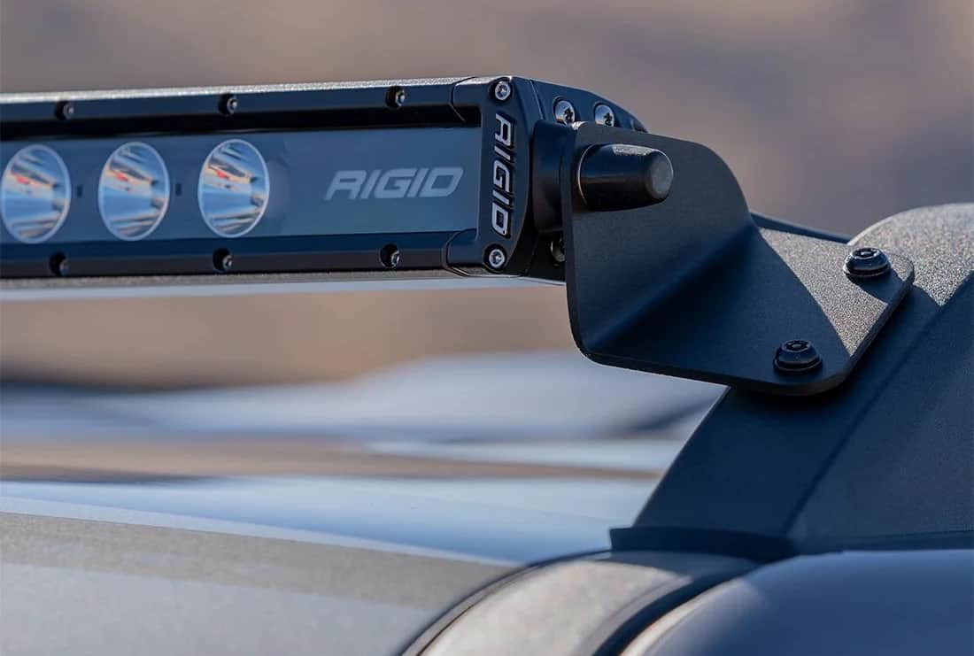 Bronco, Rigid announces hardware for lighting up the night in your new Bronco, ClassicCars.com Journal