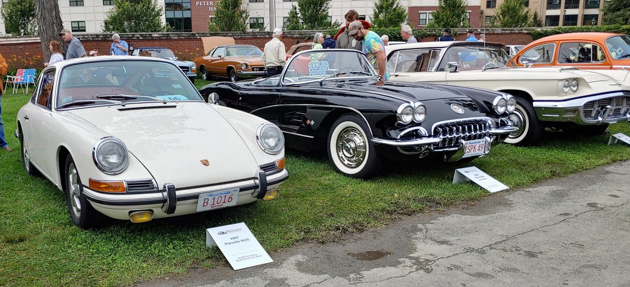Misselwood, Concours with a mission: Misselwood event shows cars, benefits students, ClassicCars.com Journal