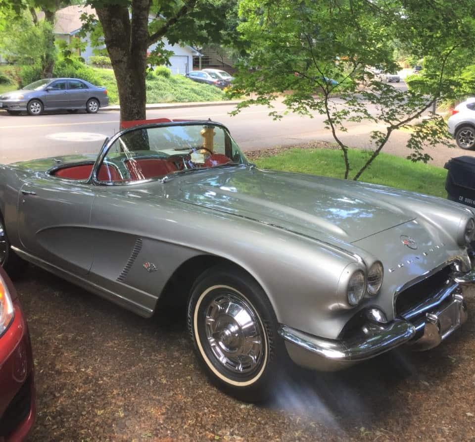 Corvette, My Classic Car: Reliving high school memories in a 1962 Corvette, ClassicCars.com Journal