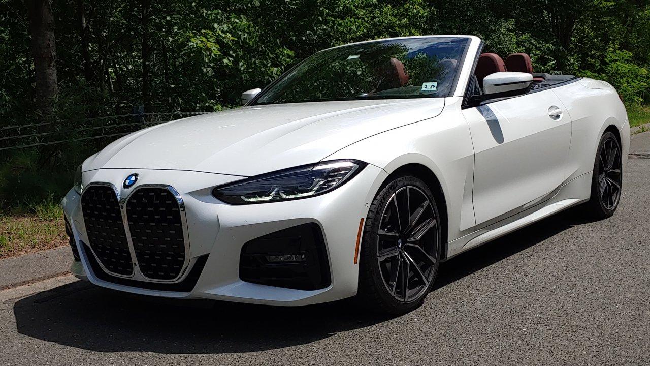 BMW, 2021 BMW 430i convertible travels to Cincinnati Concours d'Elegance, ClassicCars.com Journal