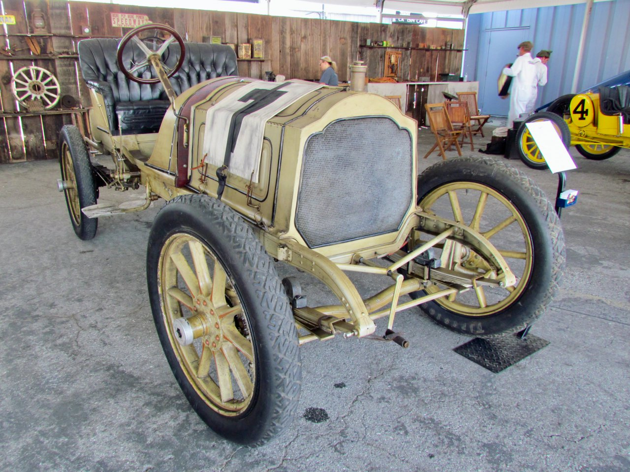 ragtime, Inherited trunk leads to fascination with early history of auto racing, ClassicCars.com Journal