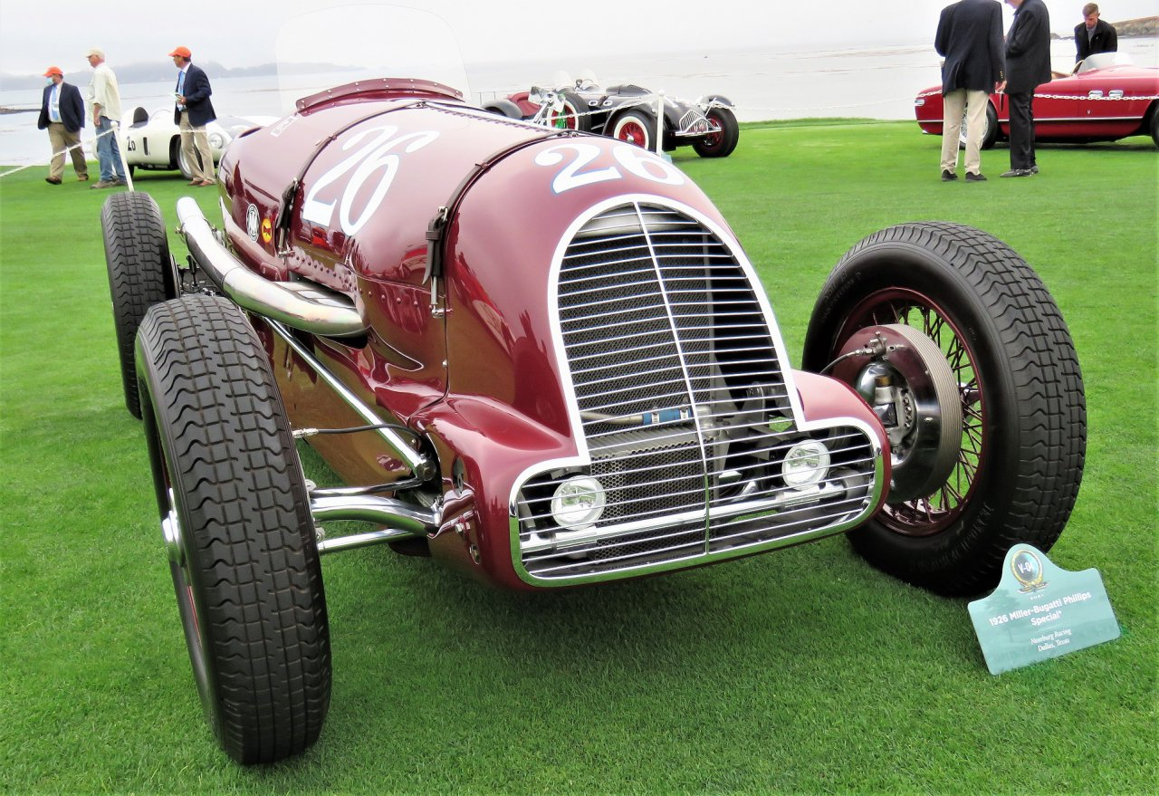 miller, Innovative Miller race cars gathered  for memorable class at Pebble Beach, ClassicCars.com Journal