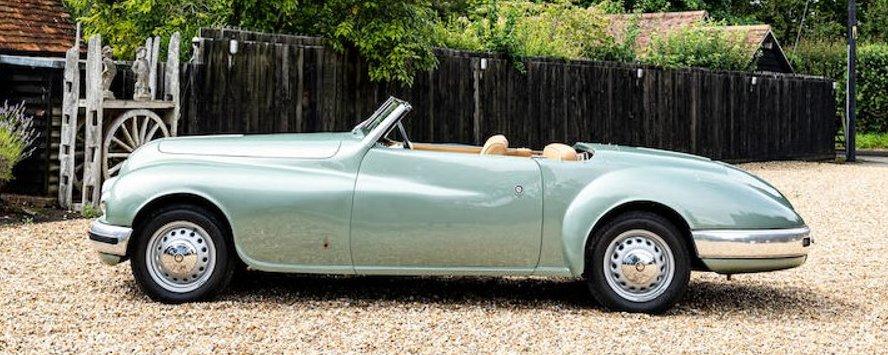 Actress, Actress's car tops Bonhams Beaulieu auction, ClassicCars.com Journal