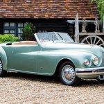 1949 Bristol 402 drophead coupe main