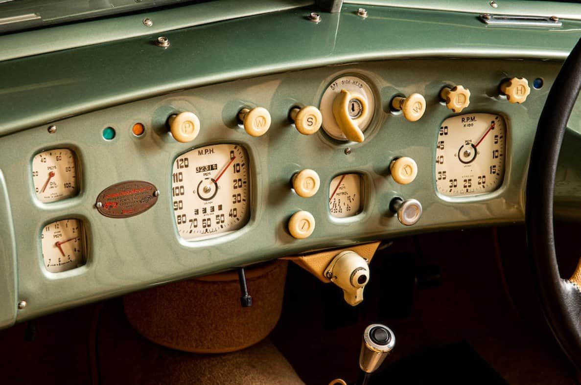 Simmons, Jean Simmons' 1949 Bristol 402 drophead coupe heads to auction, ClassicCars.com Journal