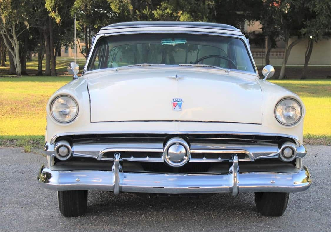 SKyliner, Pick of the Day: 1954 Ford Crestline Skyliner with rare acrylic sunroof, ClassicCars.com Journal