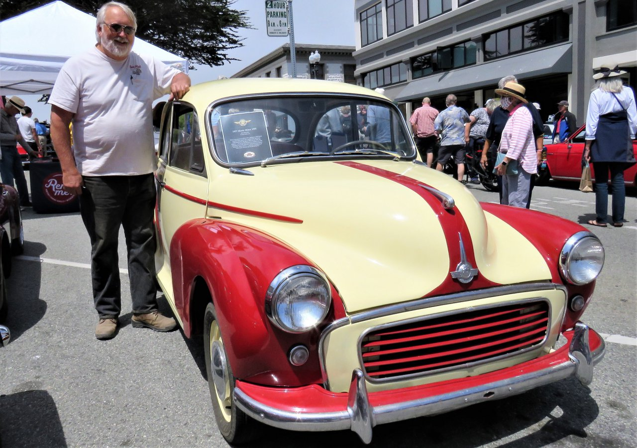 little car, Little Car Show brings great things in small packages to Pacific Grove, ClassicCars.com Journal