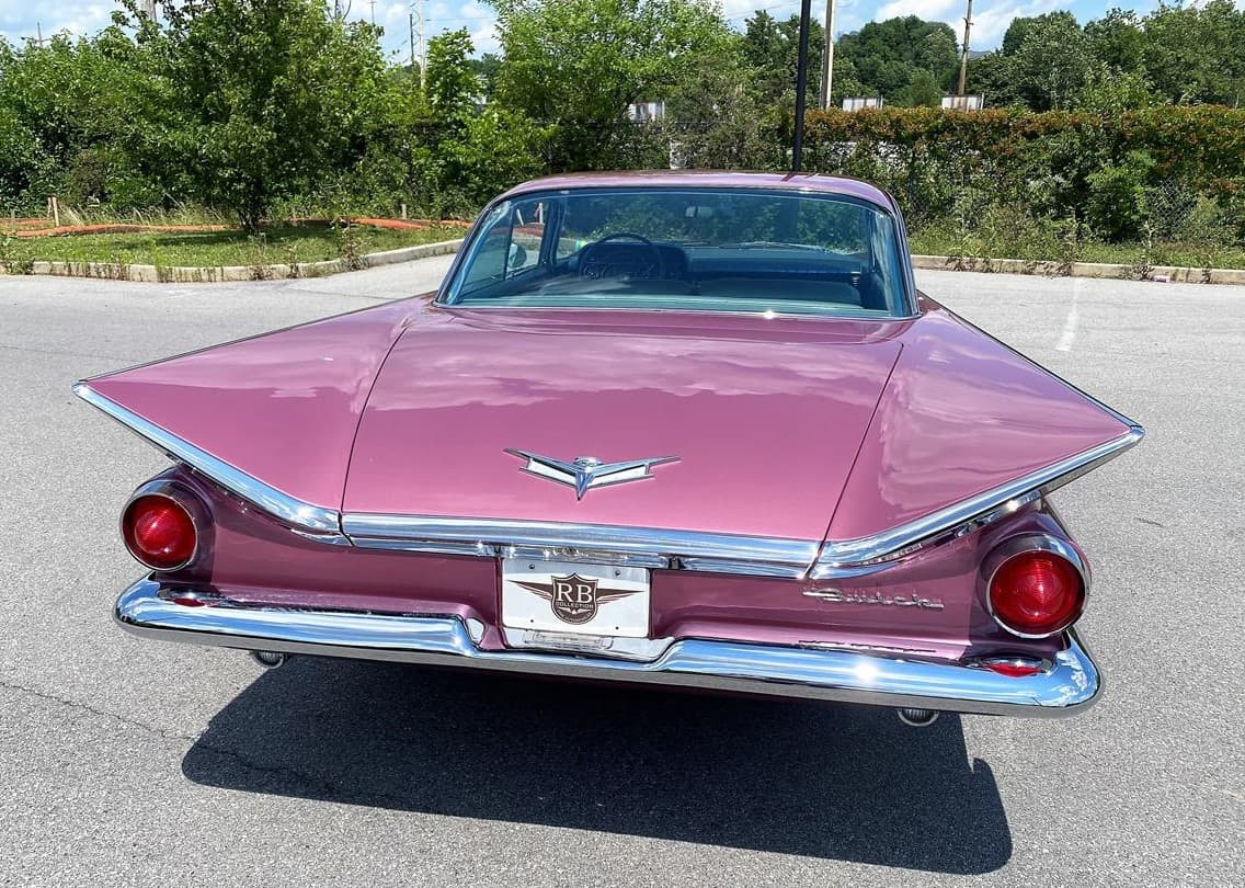 , Pick of the Day: 1959 Buick Electra, rare premium car with sharp tailfins, ClassicCars.com Journal
