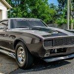 1967 Chevy Camaro main