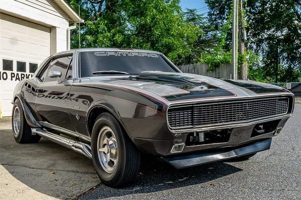 1967 Chevy Camaro RS/SS