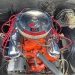 1970-Chevrolet-Chevelle-engine