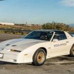 1989 Pontiac Firebird Turbo Trans Am Indy Pace Car Edition main