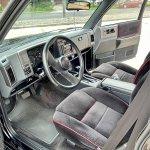 1991-GMC-Syclone-interior