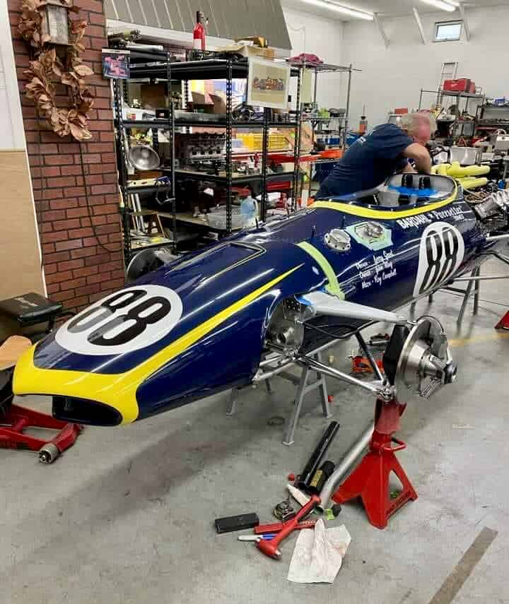 Monterey, Vintage Indy cars on display and on track at Rolex event, ClassicCars.com Journal