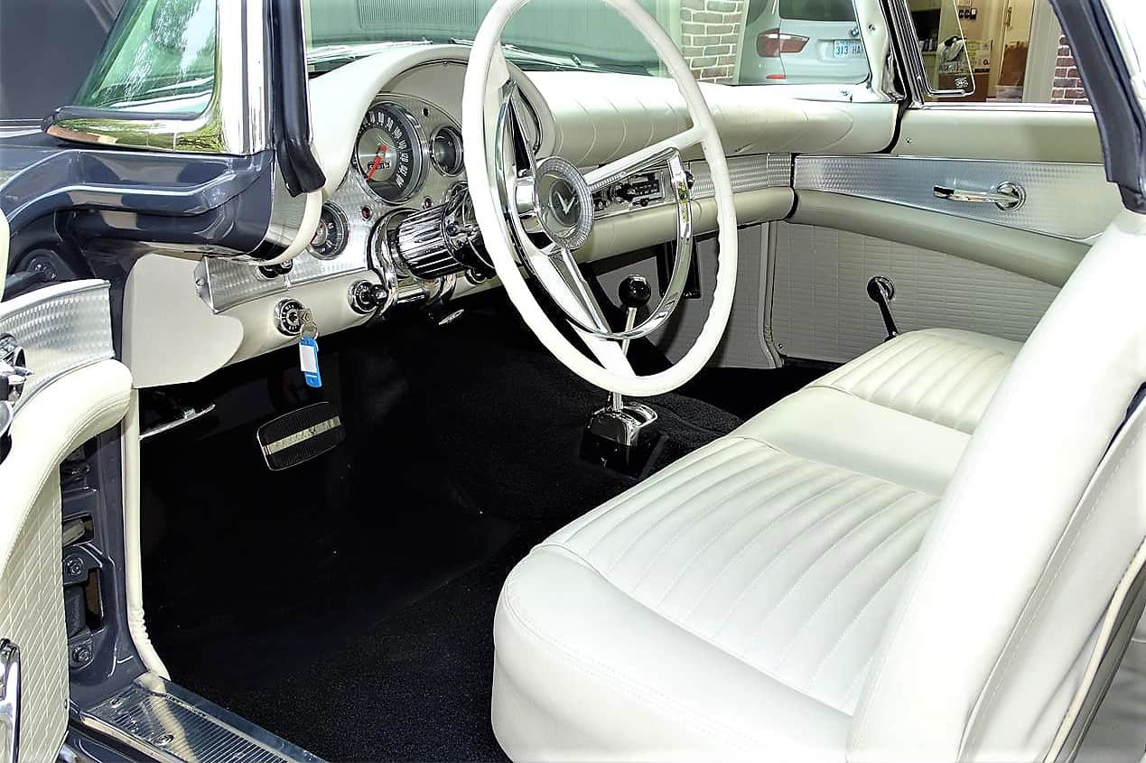 thunderbird, Pick of the Day: 1957 Ford Thunderbird with the iconic porthole hardtop, ClassicCars.com Journal