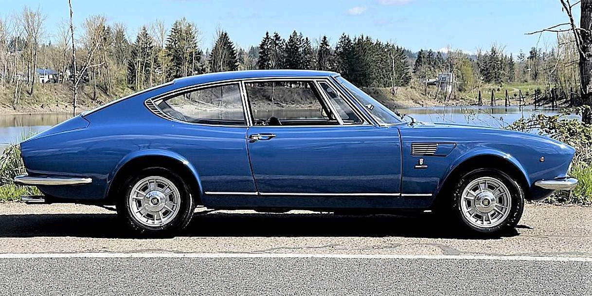 dino, Pick of the Day: 1967 Fiat Dino coupe, an affordable Ferrari-powered exotic, ClassicCars.com Journal