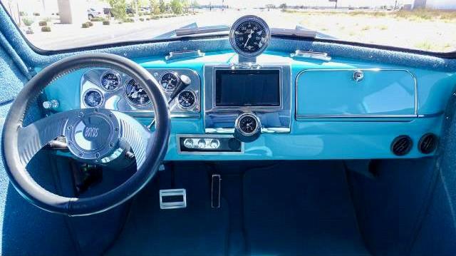 Pontiac, Pick of the Day: 1937 Pontiac 'Silver Streak,' but now aqua in color, ClassicCars.com Journal