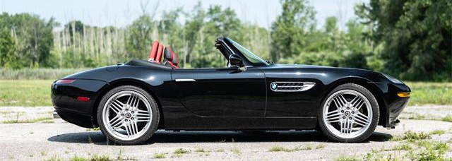 BMW Z8, Pick of the Day: Alpina souped up BMW's Z8 sports car, ClassicCars.com Journal