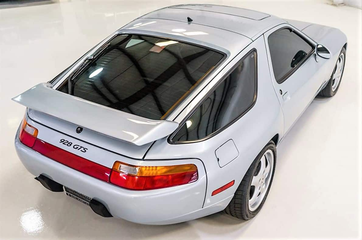 porsche, Pick of the Day: 1995 Porsche 928 GTS with low mileage, high performance, ClassicCars.com Journal