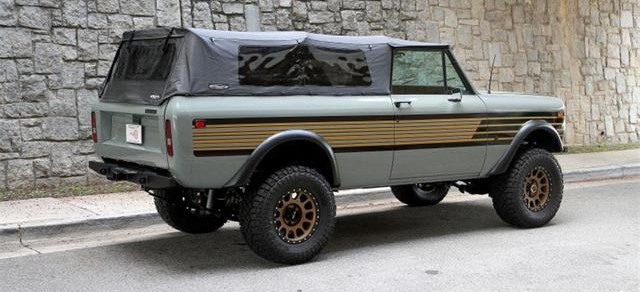 Scout, Pick of the Day: Soft top 1978 International Harvester Scout II, ClassicCars.com Journal
