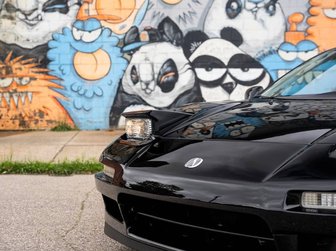 , Pick of the Day: 1991 Acura NSX with Teenage Mutant Ninja Turtles history, ClassicCars.com Journal