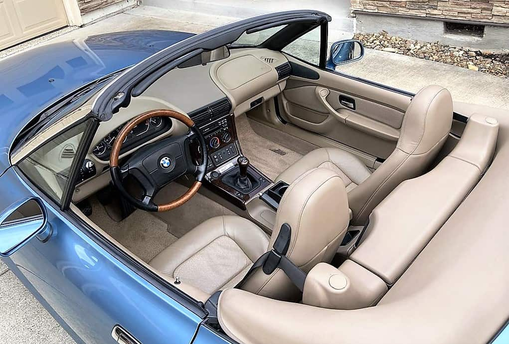 bmw, Pick of the Day: 1996 BMW Z3 roadster commemorating James Bond film, ClassicCars.com Journal
