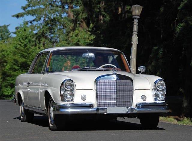1962 Mercedes-Benz 220