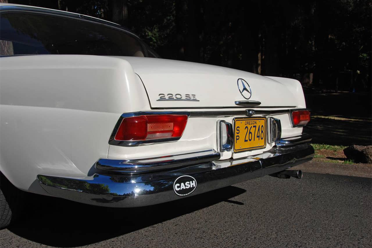 Johnny Cash, Pick of the Day: '62 Mercedes owned by manager of Johnny Cash's band, ClassicCars.com Journal