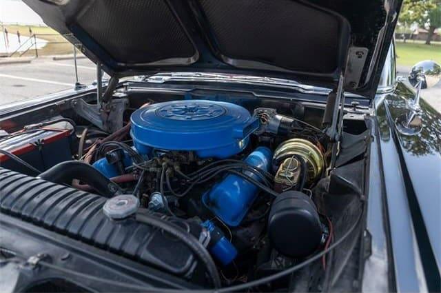 Edsel wagon engine
