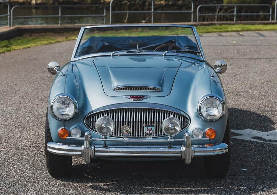 Healey, Pick of the Day: 1966 Austin Healey 3000 Mark III, a British roadster icon, ClassicCars.com Journal