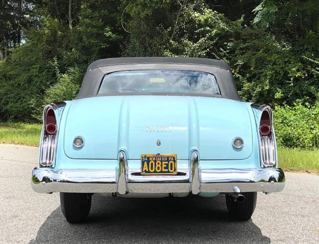 1954 Buick Skylark advertised on ClassicCars.com