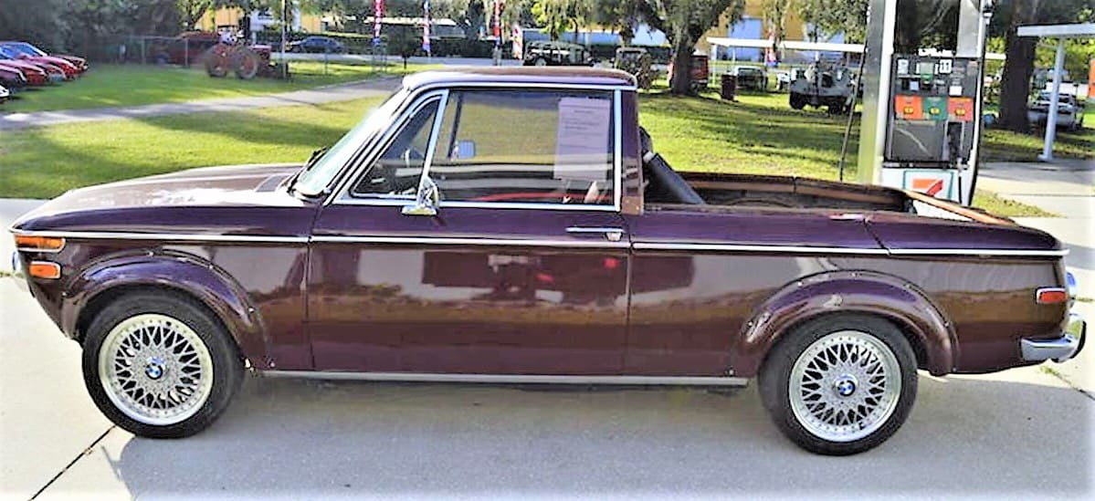 bmw, Pick of the Day: 1971 BMW 1600 that's been transformed into a pickup, ClassicCars.com Journal