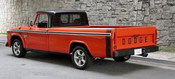 1967 Dodge D100, Pick of the Day: '67 Dodge D100 pickup has been redone, ClassicCars.com Journal