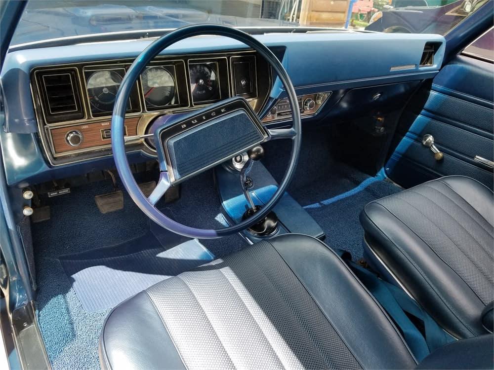 Gran Sport, AutoHunter Spotlight: 1970 Buick Gran Sport Stage 1, ClassicCars.com Journal