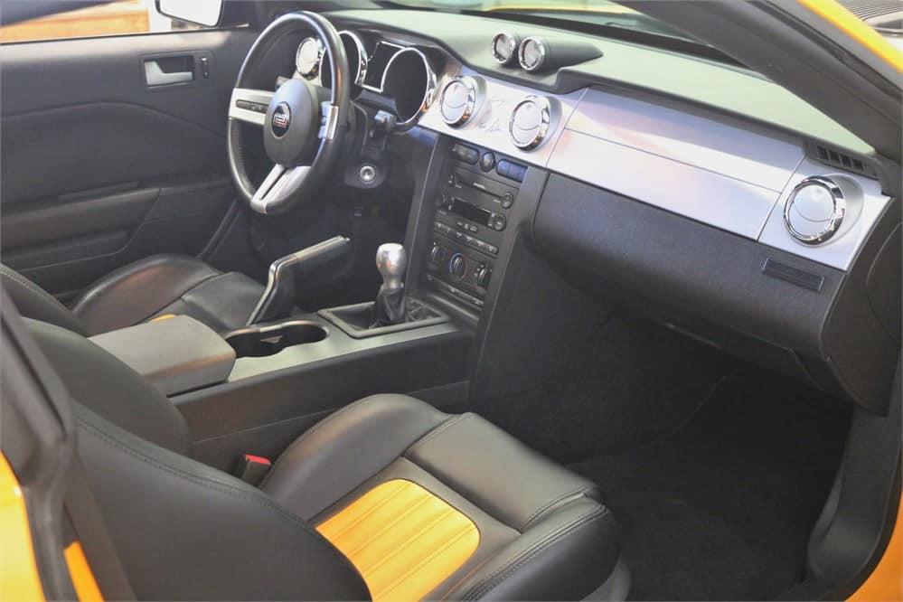 2007 Ford Mustang Saleen Parnelli Jones Edition