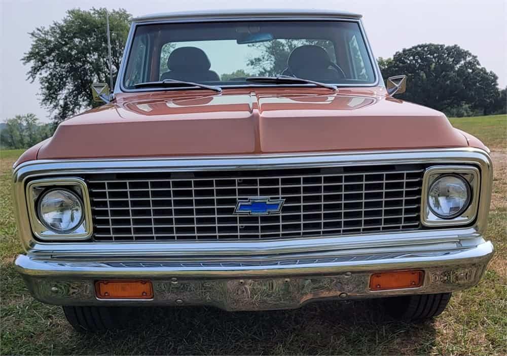 , AutoHunter Spotlight: 1972 Chevrolet C10, ClassicCars.com Journal