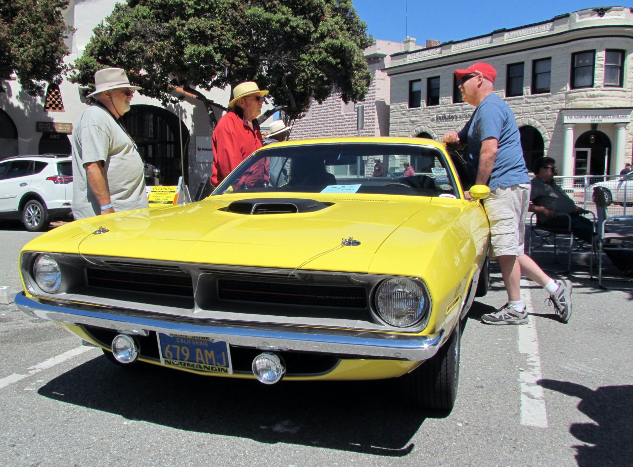 """Monterey, ką veikėte pandemijos metu?  Paulius Molfino restauravo """"63 Nova"""", """"ClassicCars.com Journal"""""""