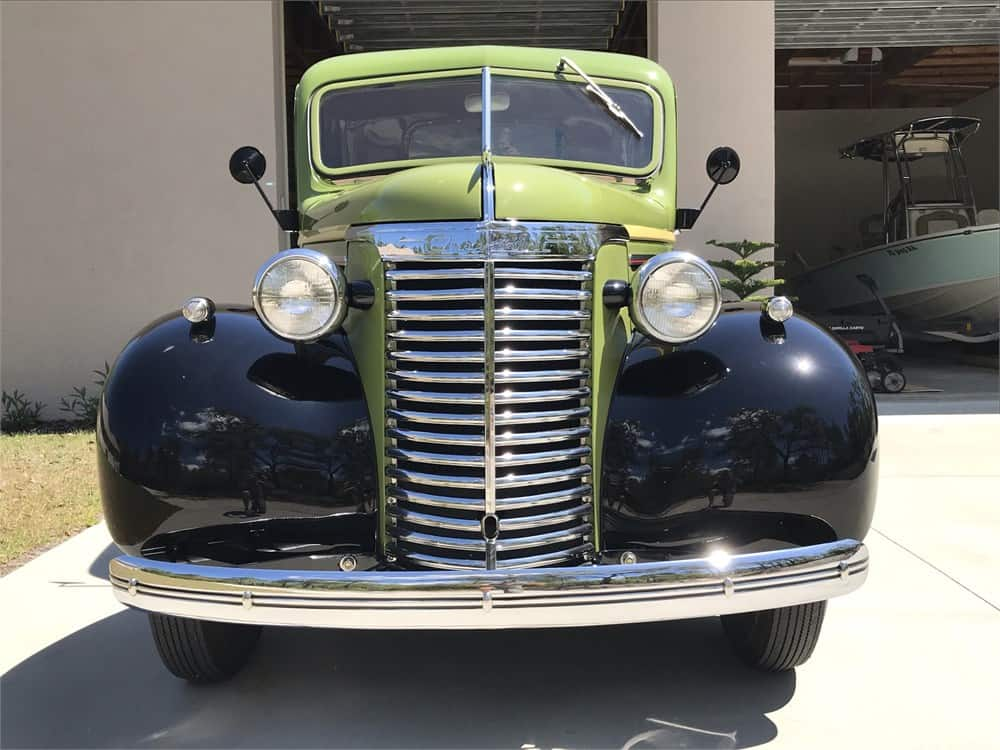 Chevrolets, Classic Chevrolets up for auction on AutoHunter, ClassicCars.com Journal