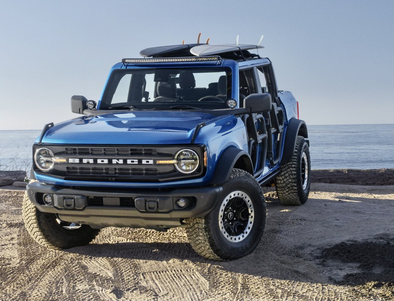 Bronco, Ford hopes Bronco Riptide inspires customer-vehicle customization, ClassicCars.com Journal