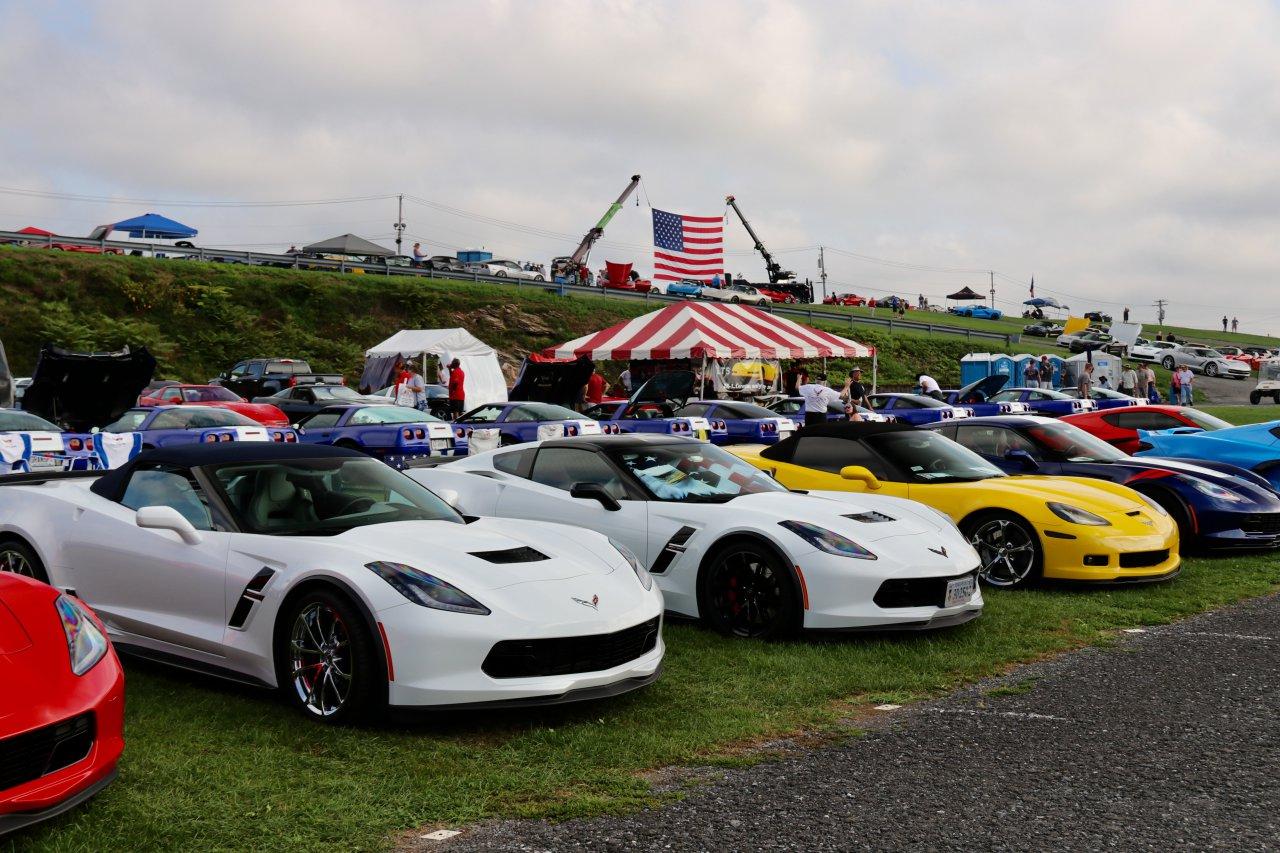 Corvette, Nearly 5,000 Corvettes gather at Carlisle, ClassicCars.com Journal