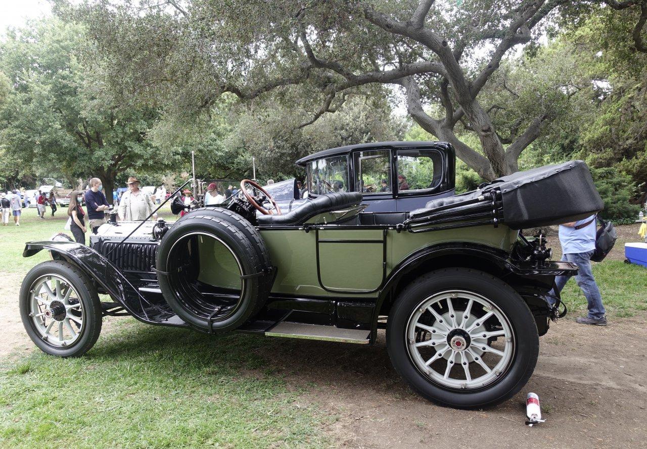 A 'Tournament of Classics' at San Marino | 1941 Packard Model 138