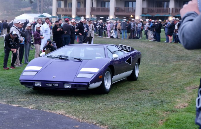 1976 Lamborghini Countach Bertone