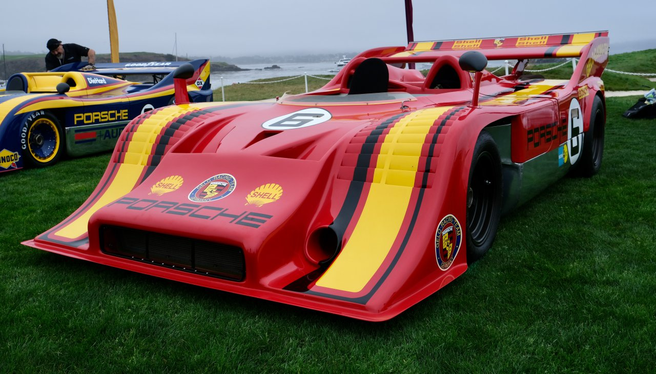 "917, ""Porsche 917"" klasė džiugina Pebble Beach, ""ClassicCars.com Journal"""