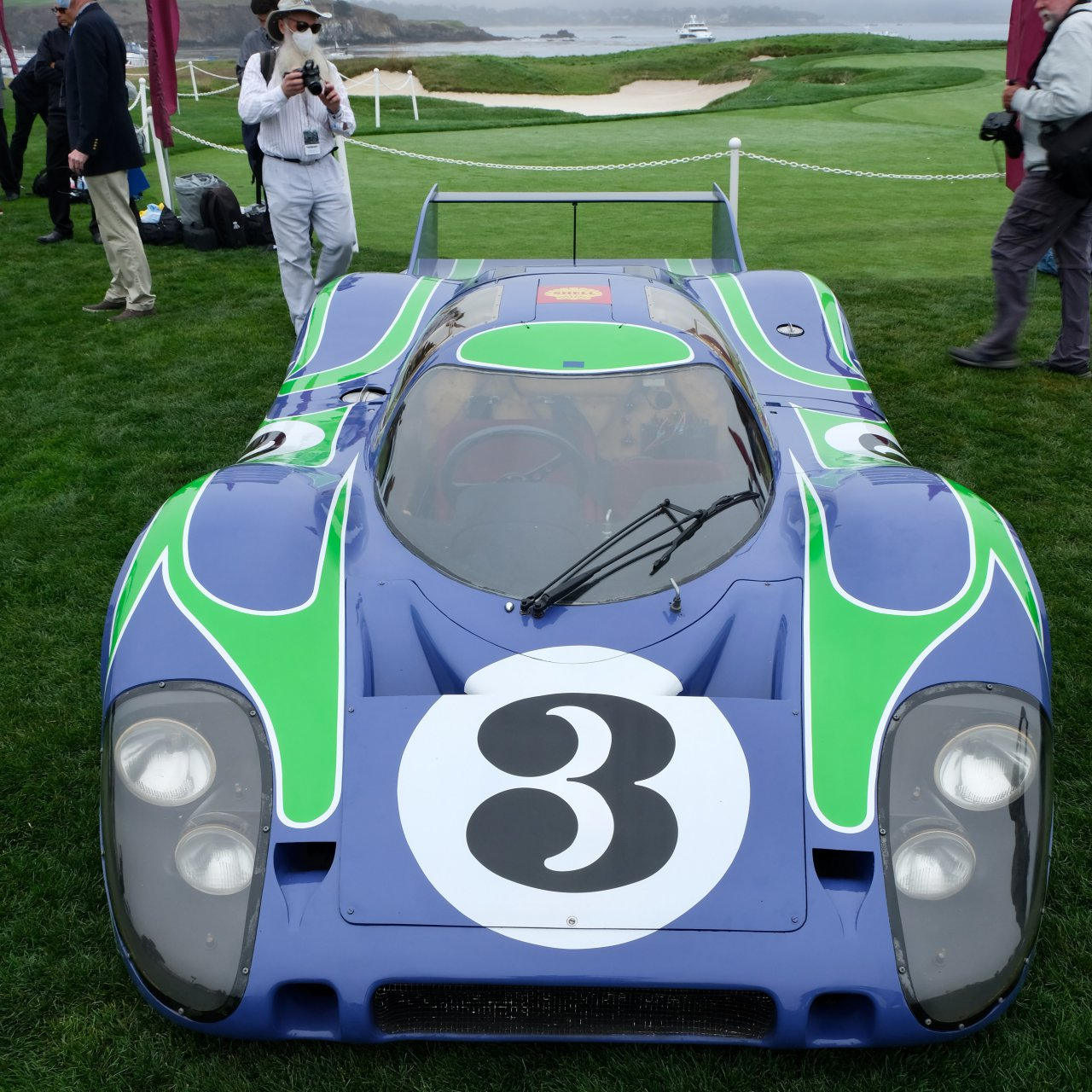 917, Porsche 917 class pleases at Pebble Beach, ClassicCars.com Journal