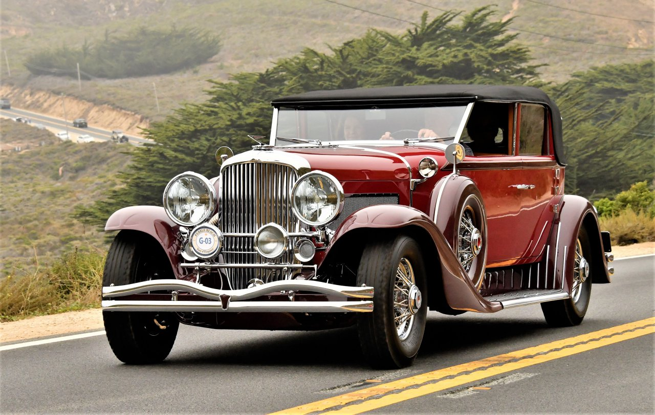 Howard, Shooting the Pebble Beach Tour: here's how a seasoned pro does it, ClassicCars.com Journal