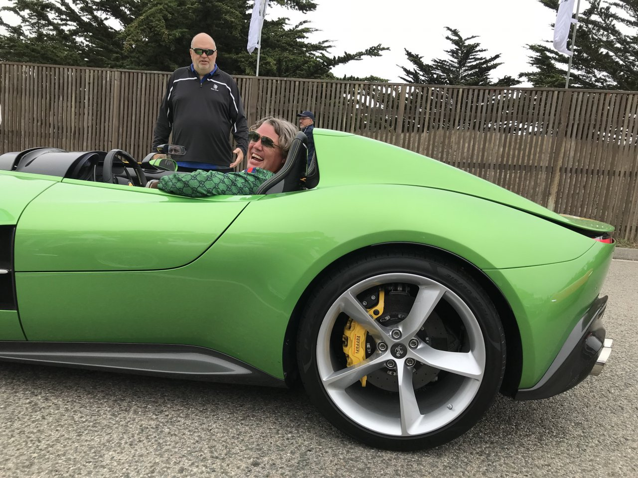 """Ferrari"", ""Ah"", ""Ferrari exotica"" vaizdai, garsai ir spalvos, ""ClassicCars.com Journal"""